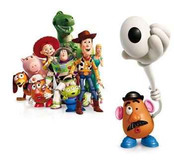 Toy Story Pribeh Hracek Hracky Z Oblibeneho Filmu Pro Deti